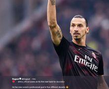 Link Live Streaming Fiorentina Vs AC Milan Liga Italia, Contohlah Ibrahimovic!