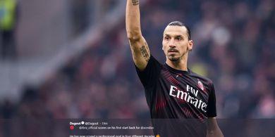 Lawan Fiorentina, AC Milan Harus Miliki Mental Juara Layaknya Ibra