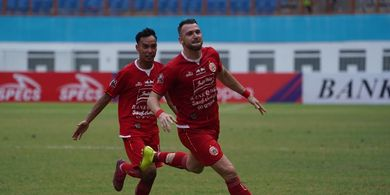 Marko Simic On Fire, Pelatih Persela Ketar-ketir Hadapi Persija