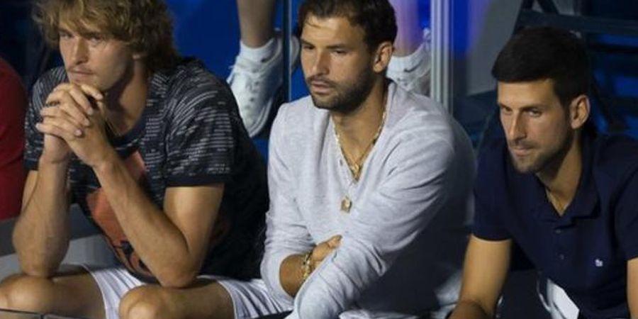 Tak Lama Setelah Bertemu Marko Simic, Novak Djokovic Akui Positif Covid-19