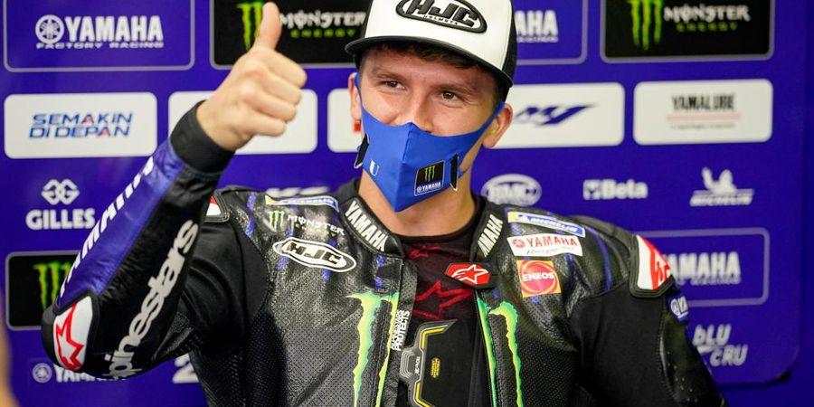 Pembalap Superbike Gantikan Franco Morbidelli di MotoGP Assen 2021