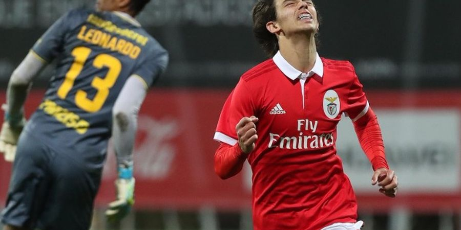 Meski Diburu Man United, Titisan Cristiano Ronaldo Tetap Rendah Hati