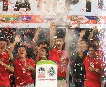 Momen Dramatis Timnas U-19 Indonesia di Piala AFF U-19, Kegagalan Evan Dimas dan Zulfiandi Warnai Laga Final