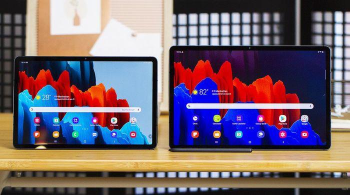 Samsung Galaxy Tab S7 dan S7 Plus