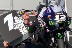 Masih Berada di Puncak Klasemen MotoGP 2020, Begini Reaksi Andrea Dovizioso