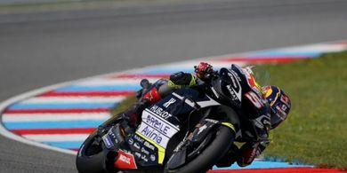 MotoGP Republik Ceska 2020 - Masterclass Johann Zarco, Ngebut Saat Dihukum hingga Raih Podium