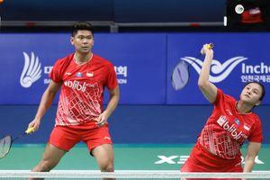 Hasil Denmark Open 2019 - Praveen/Melati Jadi Wakil Indonesia Pertama yang Memetik Kemenangan