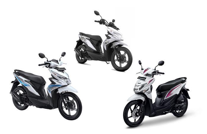 Honda BeAT series jadi yangterlaris di Yogyakarta