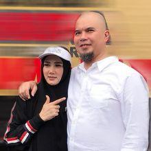 Ahmad Dhani Mendekam di Penjara, Mulan Jameela Kenang Sosok Suaminya dengan Sang Anak