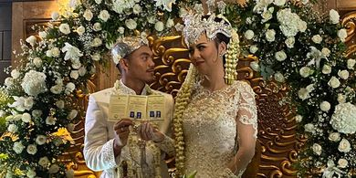 Mengenal Sosok Wanita yang Resmi Dipersunting Bek Persija Jakarta