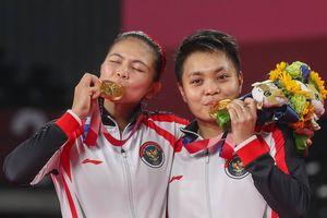 Raih Medali Emas Olimpiade Tokyo 2020, Apriyani Dapat Hadiah Spesial dari Kampung Halaman