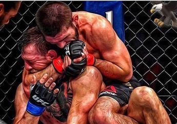 Khabib Nurmagomedov Tanding Ulang Lawan Conor McGregor dengan Peraturan Tinju?
