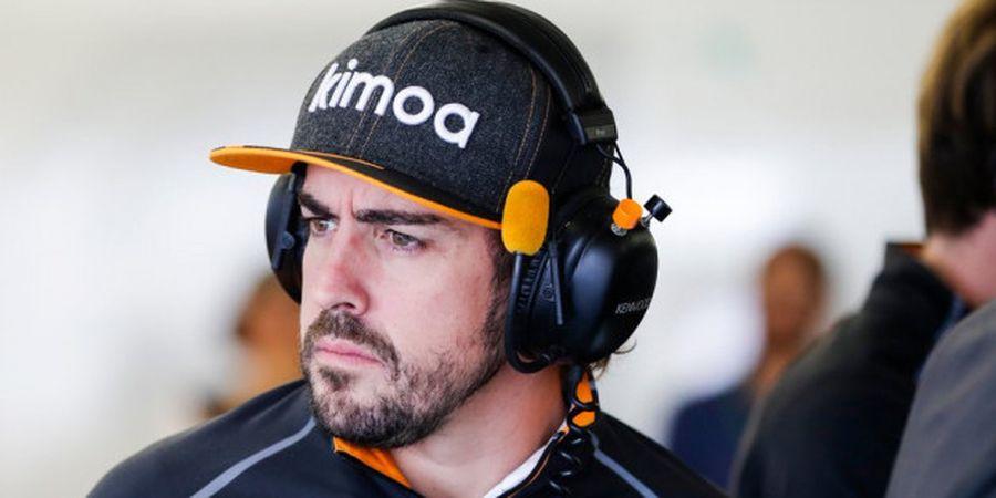 Fernando Alonso Kunjungi Pabrik Renault Sebelum Resmi Comeback Tahun Depan