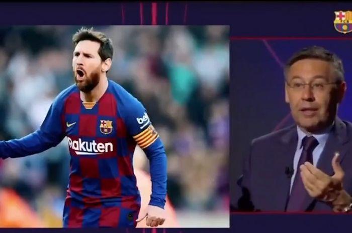 Tak Cukup Dipenjara, Eks Presiden Barcelona Harus