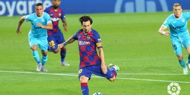 Messi 5 Kali Ingin Tinggalkan Barcelona, Tahun Ini Jadi?