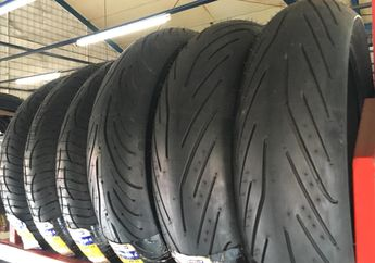 Buat yang Mau Gambot, Ban Motor Sport 150-250 cc Mulai Rp 200 Ribuan