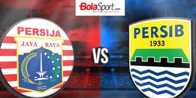 Kekompakan Persija dan Persib Jelang Laga Final Piala Menpora