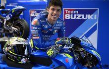 Pembalap Suzuki Tebak Hanya Jorge Lorenzo Yang Bisa Kalahkan Marc Marquez