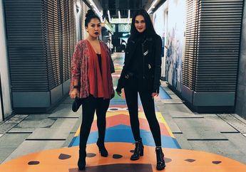 Luna Maya dan Paula Ola Ungkap Rahasia Awet Sahabatan 20 Tahun Sampai Bahas Etika Dekati Mantan, Sentil Syahrini?