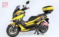Dimodif Buat Bawa Belanjaan, Yamaha NMAX Ini Sukses Raih Gelar di Customaxi Balikpapan