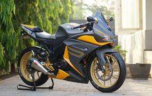 Honda CB150R Sporty Berisi, Sasis Cover Deltabox, Headlamp Lentik