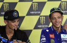 Pembalap Ini Ungkapkan Betapa Beruntungnya Punya Seorang Kakak Valentino Rossi