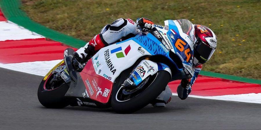 Hasil Kualifikasi Moto2 Catalunya 2021 - Pertamina Mandalika SAG Sangar!