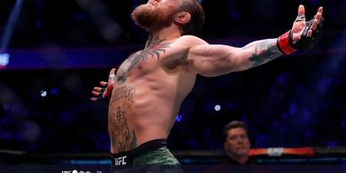Super! McGregor Pernah KO Lawan dengan Cara yang Sama saat Latihan