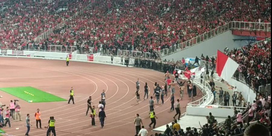 FAM Sempat Akan Melarang Suporter Timnas Indonesia Datang ke Malaysia