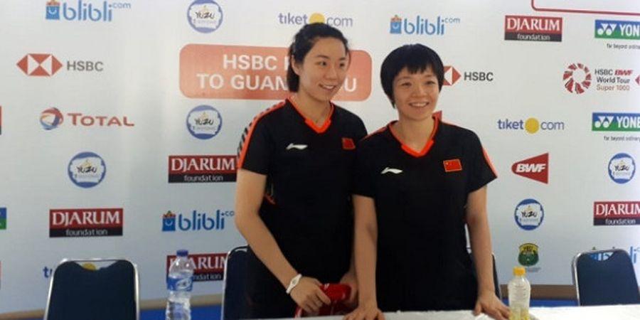 BWF Belum Terima Keluhan BKA soal Ucapan Tak Pantas Ganda Putri China pada Olimpiade Tokyo 2020