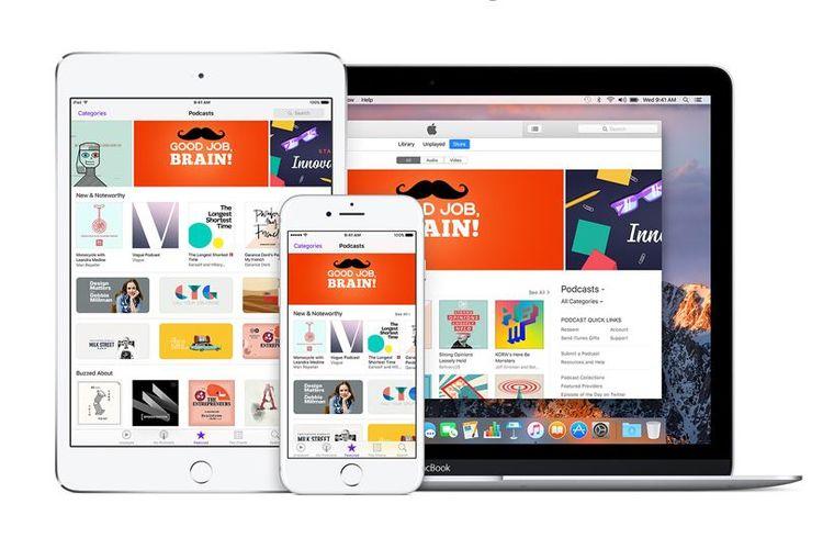 Apple Berencana Luncurkan Konten Eksklusif untuk Apple Podcast