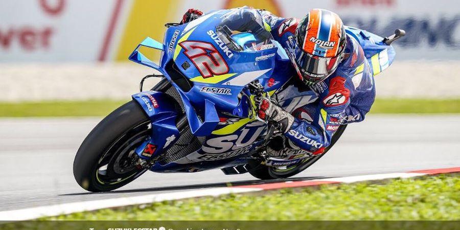 Alex Rins Beri Nilai 8,5 kepada Diri Sendiri untuk MotoGP 2019