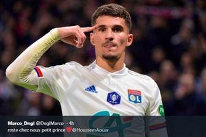 Presiden Lyon Sebut Arsenal Tak Mampu Bayar Rp 839 Miliar untuk Houssem Aouar