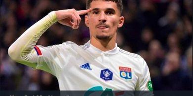Arsenal Sudah Ajukan Tawaran ke Lyon untuk Housaem Aouar, tetapi...