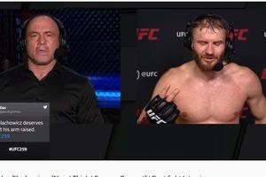 Wawancarai Raja Haus Respek, Komentator UFC Malah Bikin Blunder Parah