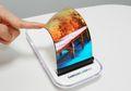 Belum juga dirilis, teknologi layar lipat Samsung sudah Dicuri
