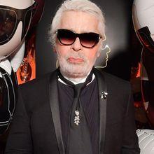 Foto Kenangan Terakhir Penampilan Karl Lagerfeld, Creative Director Chanel Sebelum Meninggal