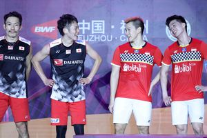 Usai Gagal Juara Gara-gara Marcus/Kevin, Ganda Putra Jepang Alami Nasib Pahit di Hong Kong Open 2019