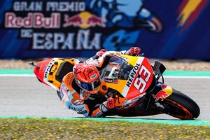 MotoGP Prancis 2021 - Cerita di Balik Lolosnya Marc Marquez dari Maut