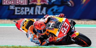 MotoGP Prancis 2021 - Marc Marquez Pesimistis soal Nasib Honda