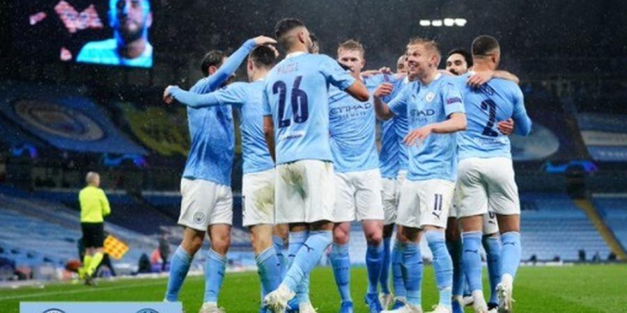 Prediksi Line-up Manchester City Vs Chelsea - Simulasi Final Liga Champions Penuh Rotasi