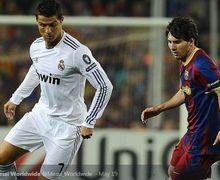 Juventus Punya Dukungan Sponsor untuk Wujudkan Duet Ronaldo Messi