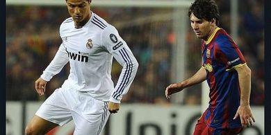 Eks Pemain Barca: Messi Lebih Hebat, Ronaldo Dipilih Cuma karena Alasan Politik