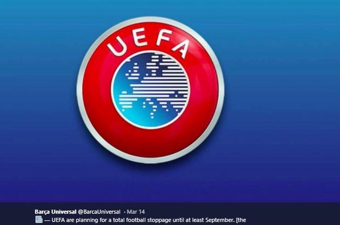 UEFA akan kalah sementara Florentino Perez menang dalam prediksi akhir soal kasus European Super League.