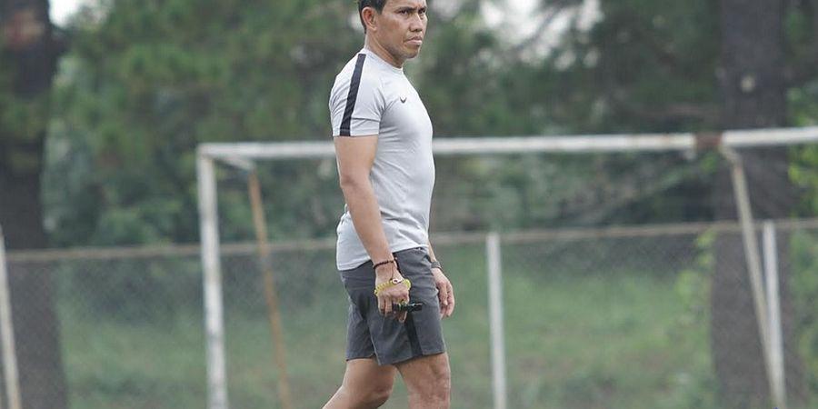 Bagi Pelatih Timnas U-16 Indonesia, Persija dan 2 Klub Besar Indonesia Lain adalah Impian yang Tak Terwujud