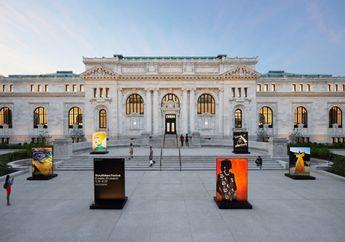 Jelang Pembukaan, Apple Berikan Preview  Carnegie Library Store