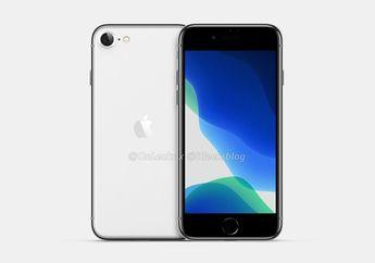 Desain iPhone 9 Alias iPhone SE 2 Makin Jelas Terlihat