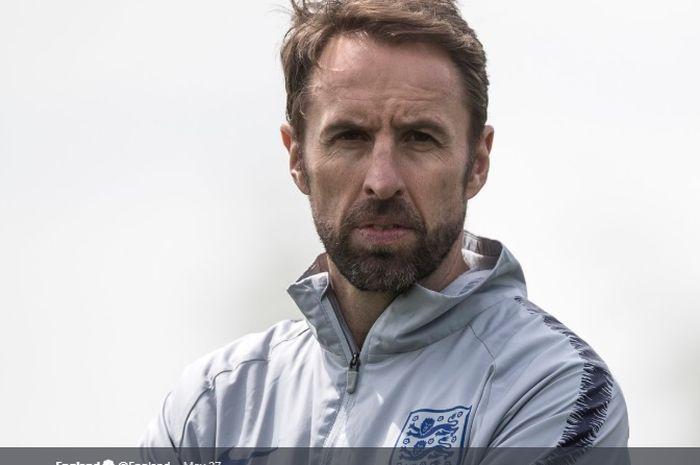 Pelatih tim nasional Inggris, Gareth Southgate