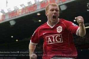 Man United Punya Pemain yang Diyakini Bisa Jadi Paul Scholes Masa Depan