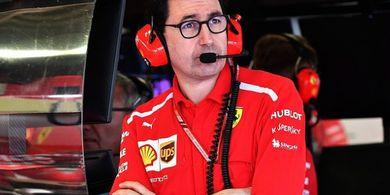 Bos Ferrari Siap Lihat Timnya Kesulitan pada GP Prancis 2019